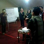Training di Matahari Department Store
