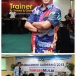 Jadwal JA dan Kubik Training Desember 2013