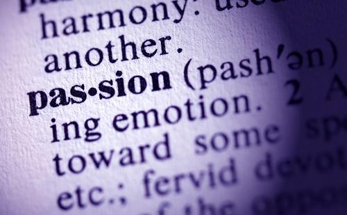 Relawan Berbuah Passion