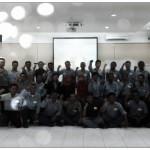 Semangat Budaya Belajar Group Leader PAMA yang Luar Biasa