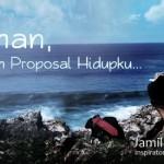 Ajukan Proposal Hidup Anda di Tanah Suci
