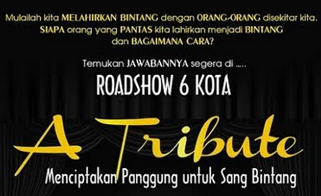 Road Show: A Tribute
