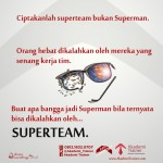 Ciptakanlah Superteam