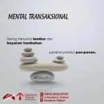 Mental Transaksional
