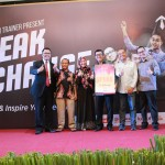 Launching Buku #SpeakToChange