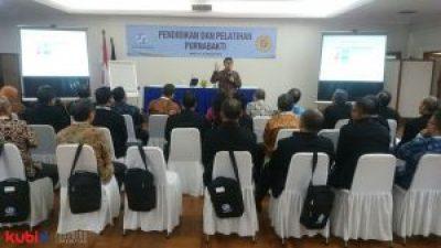 Training Persiapan Pensiun PT Jasa Raharja