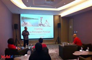 Pelatihan Persiapan Masa Pensiun di Telkomsel