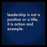 Tiga Sifat Pemimpin