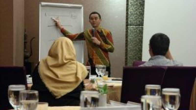 Training for Leader di PT Riung Mitra Lestari