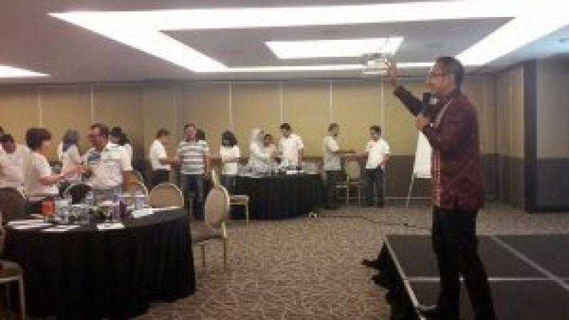Seminar Motivasi di PT Jasa Angkasa Semesta Tbk