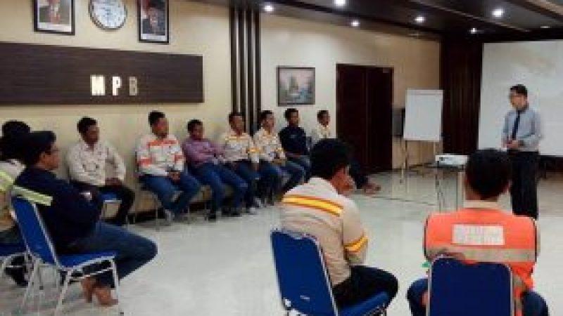 Training Leadership di PT Riung Mitra Lestari