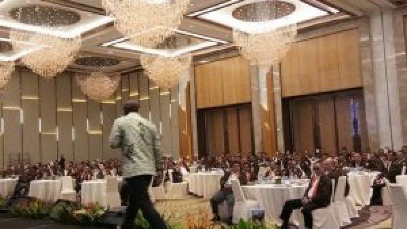 Seminar Motivasi di Gama Plantation
