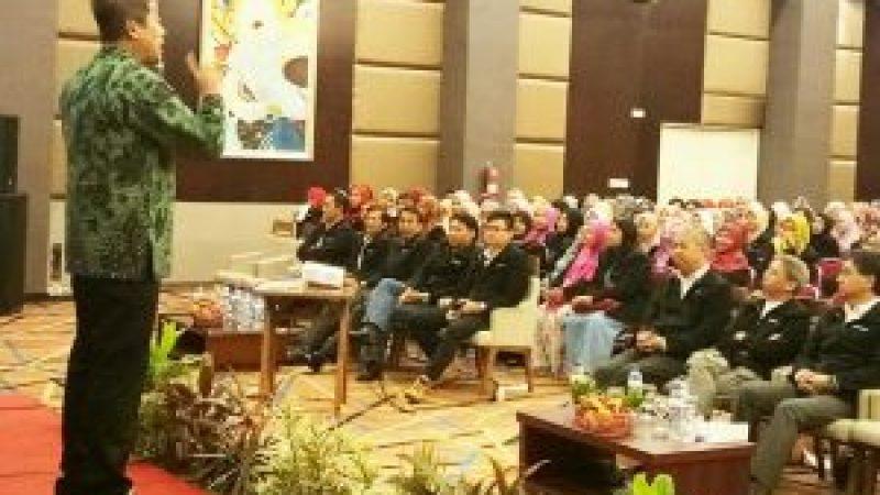 Seminar Motivasi di DMC Teknologi Indonesia