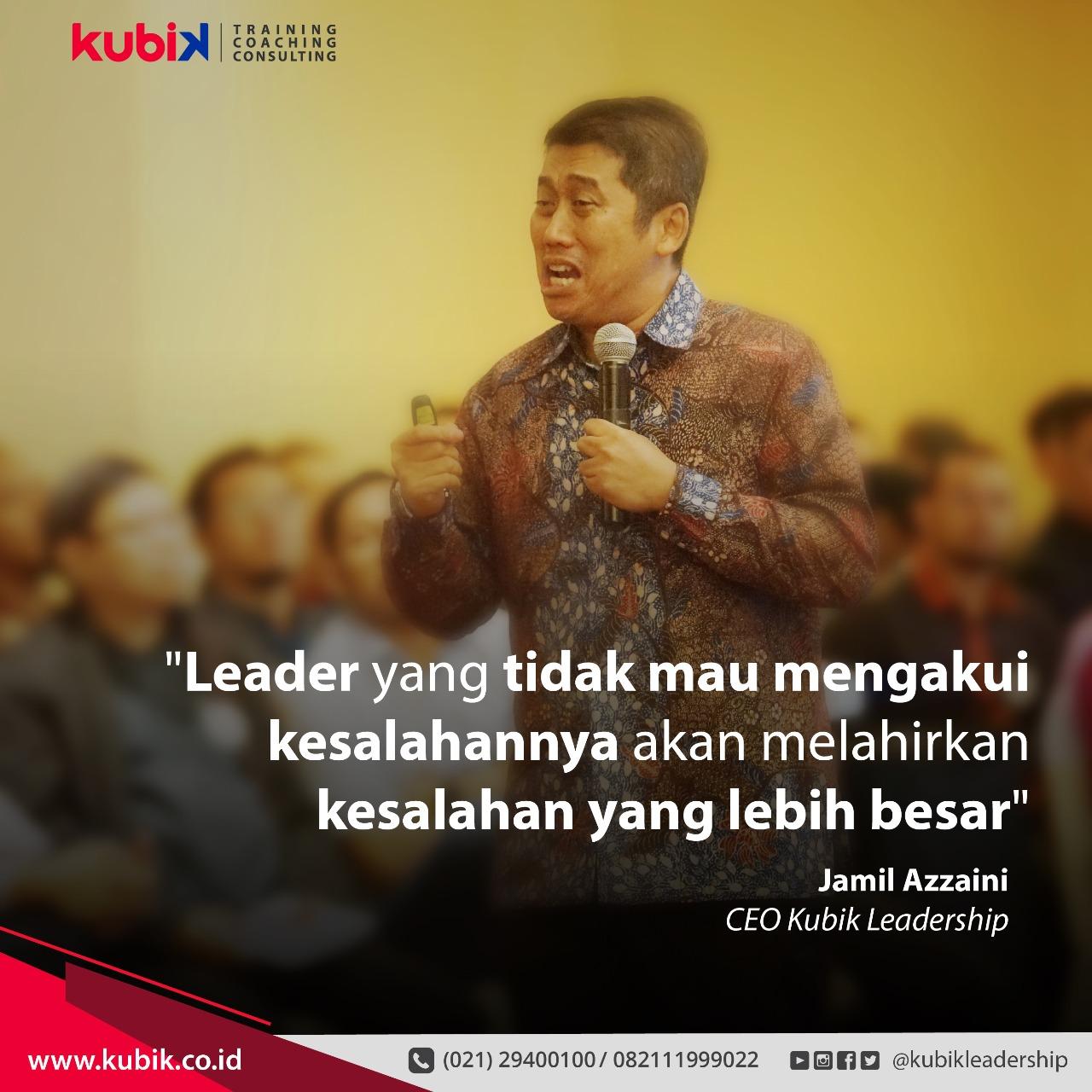 Bila Leader Salah