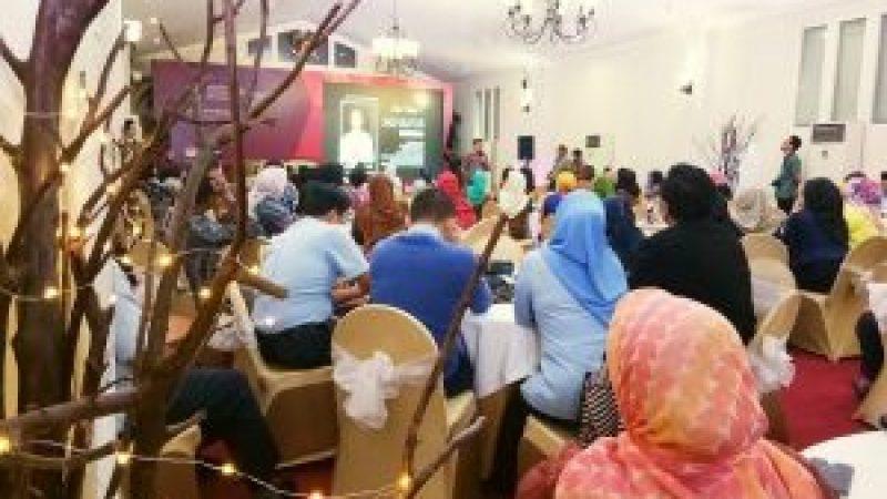 Seminar Motivasi di Kementerian Hukum dan HAM