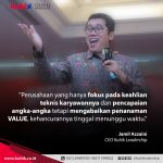 Value itu Penting