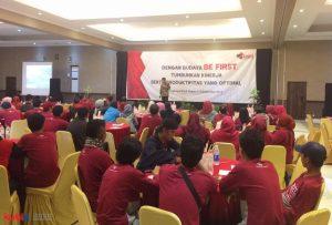 Seminar Motivasi di PT Kinarya Selaras Piranti