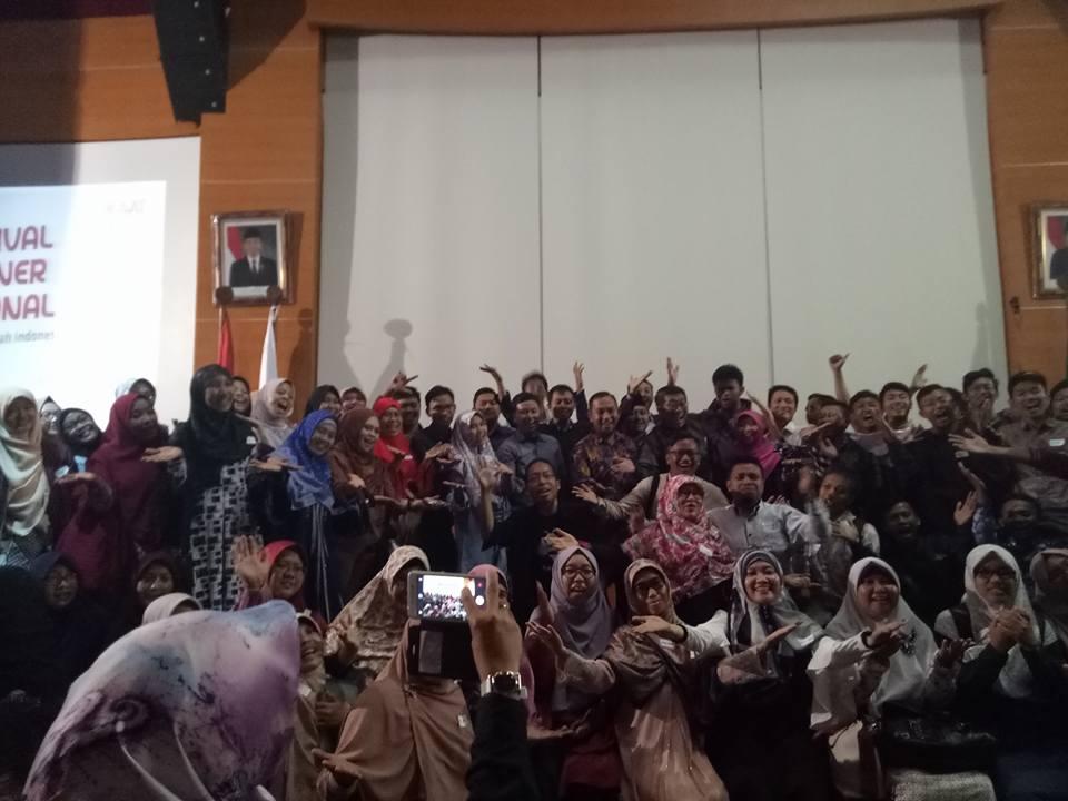 Ubah Indonesia Dengan Bicara