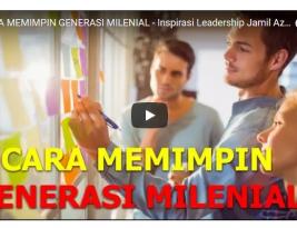 5 Cara Memimpin Generasi Milenial