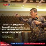 Percayalah Pada Dirimu Leadership Trainer Indonesia