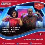 Pola Kesuksesan Orang Hebat di Im Possible Leadership Trainer Indonesia