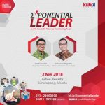 Exponential Leader Leadership Trainer Indonesia