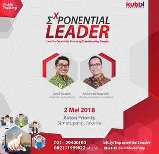 Exponential Leader Leadership Trainer Indonesia