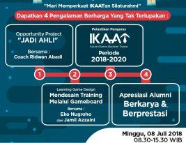Halal Bihalal Ikatan Alumni Akademi Trainer