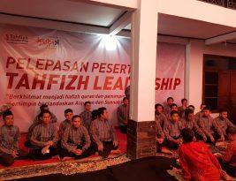 Pelepasan Calon Pemmpin Masa Depan Dari Tahfizh Leadership