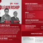 Self Leadership Training from Jamil Azzaini The Greates Leadership Trainer