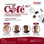 Leadership Cafe Sharpen Your Company's Strategy to Ride the New Normal