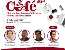 "Leadership Cafe: ""Sharpen Your Company's Strategy to Ride the New Normal """