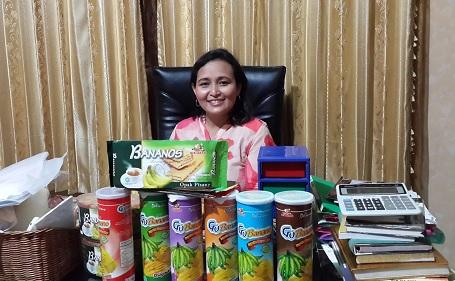 Ratu Snack dari Indonesia