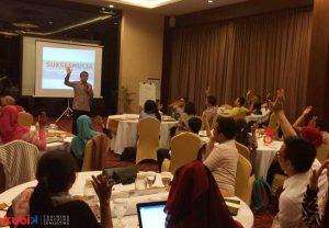 Seminar Motivasi di Unilever Indonesia