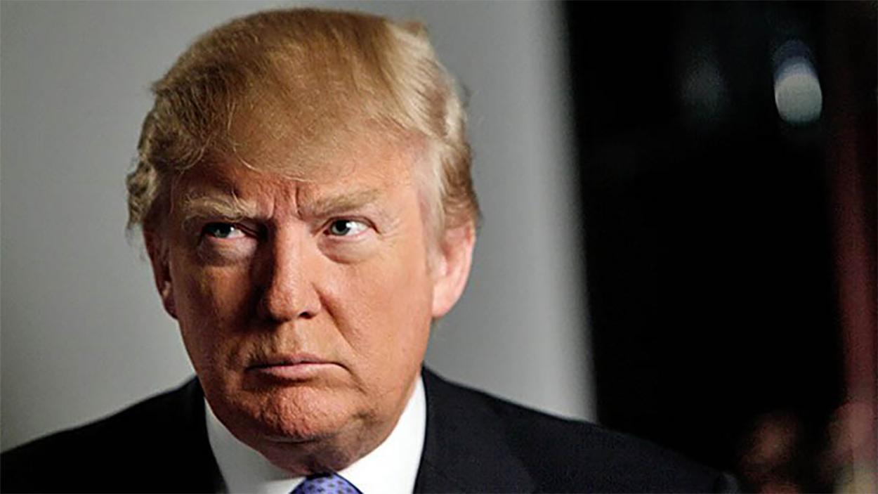 Donald Trump Memang Sulit Ditebak