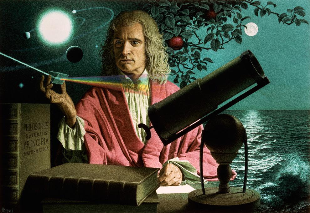 Newton dan Leadership