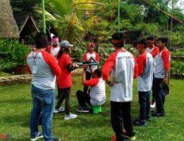 Seminar Motivasi dan Team Building di PDAM Bogor