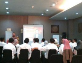 Leadership Training di PT Angsa Emas Perdana