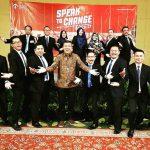 Speak To Change Hadir Untuk Kemajuan Indonesia