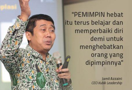 Pemimpin Hebat Leadership Trainer Indonesia