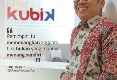 Anggota Tim Penentu Kemenangan Trainer Leadership Indonesia
