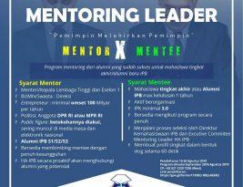 Mentoring Leader