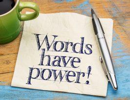 Kata-kata yang Terucap Dari Mulut Anda Menentukan Nasib Anda