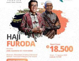 Haji Furoda: Berangkat Haji Tahun Ini, Tanpa Tunda, Penuh Makna.