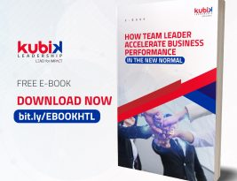 Kubik Leadership – Ebook How Team Leader Accelerate Business Performance In The New Normal