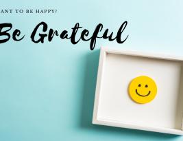 Bersyukur itu Mendatangkan Kebahagiaan