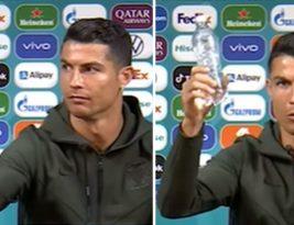 Cristiano Ronaldo dan BTS