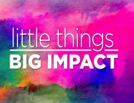 Untuk Hebat Tidak Harus Melakukan Hal-hal Besar